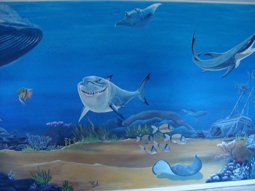 Nemo Onder Water Paul Dekkers Creaties