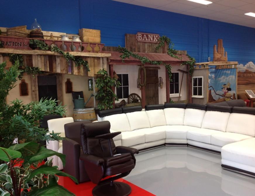 Seats and sofas Paul Dekkers Creaties